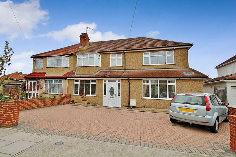 6 Bedrooms Semi Detached House for sale in Selbourne Avenue, Surbiton