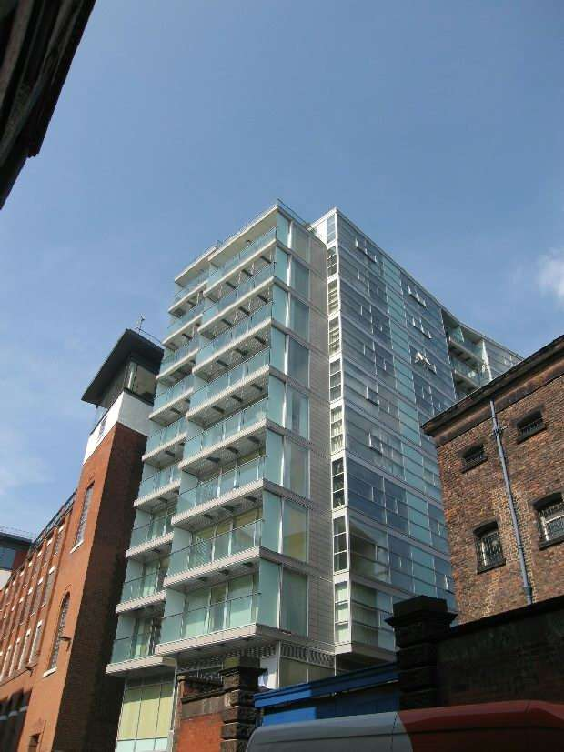 2 Bedrooms Apartment Flat for sale in Eden Square, 12 Cheapside, Liverpool