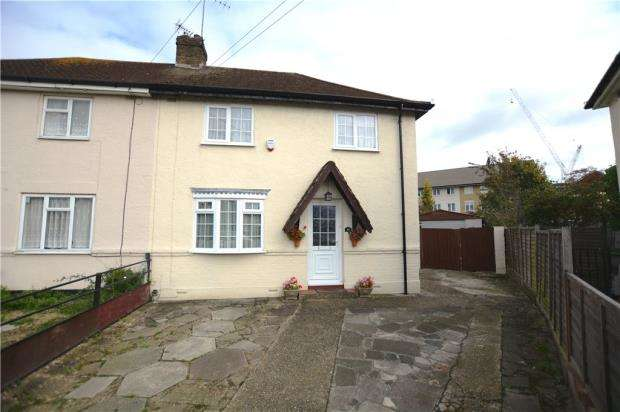 4 Bedrooms Semi Detached House for sale in Kings Road, West Drayton