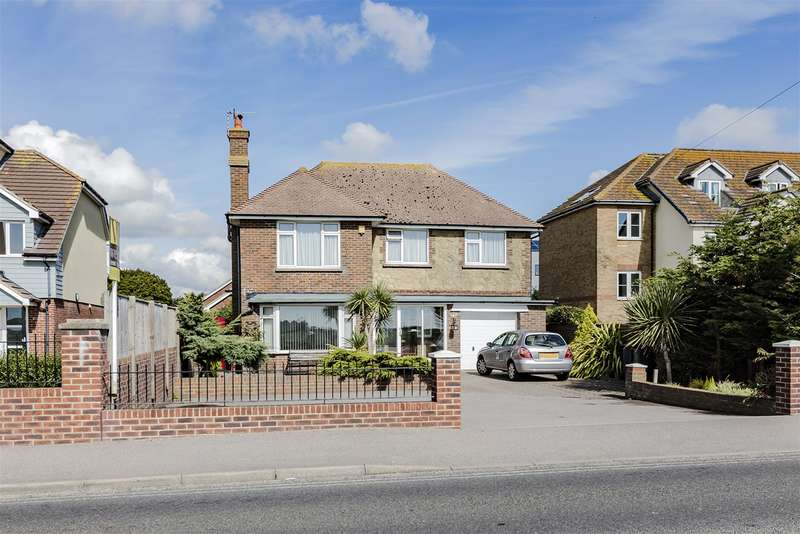 4 Bedrooms Detached House for sale in Brighton Road, Lancing, West Sussex, BN15 8JA