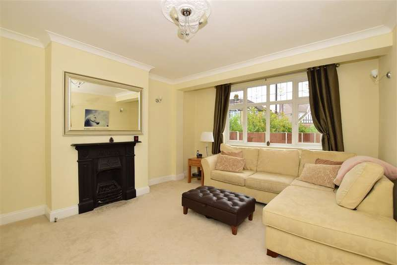 3 Bedrooms Semi Detached House for sale in Shirley Way, Shirley, Surrey