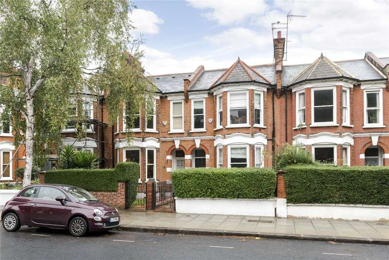 2 Bedrooms Flat for sale in Highlever Road, London, W10