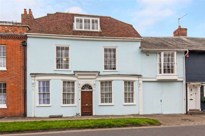 6 Bedrooms Terraced House for sale in East Street, Alresford, Hampshire, SO24