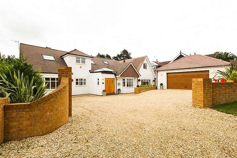 5 Bedrooms Detached House for sale in Coates Hill Road, Chislehurst, London, BR1