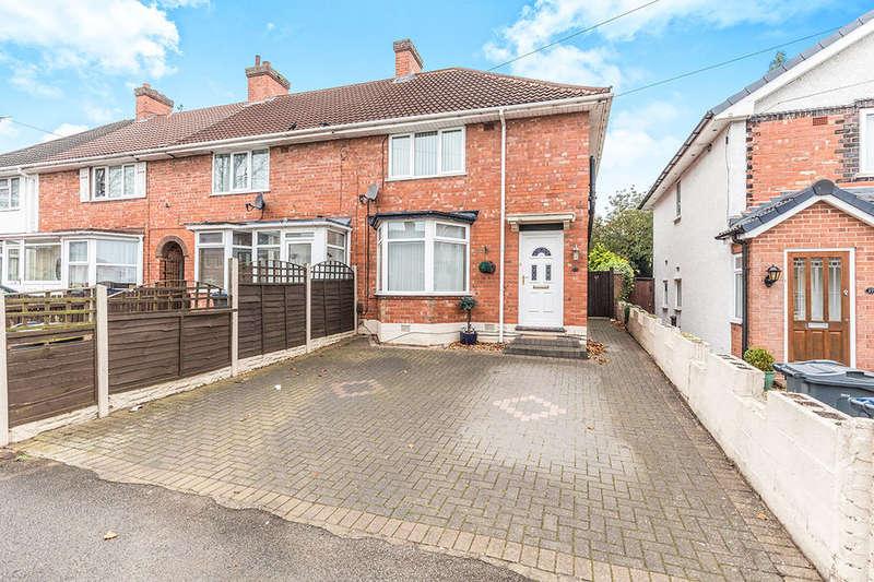 3 Bedrooms Semi Detached House for sale in Langstone Road, Birmingham, B14