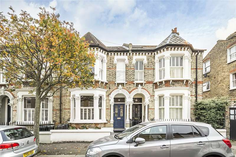 5 Bedrooms Terraced House for sale in Nansen Road, London, SW11