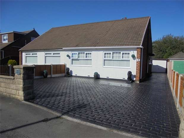 2 Bedrooms Semi Detached Bungalow for sale in Balmoral Road, Middlesbrough, North Yorkshire