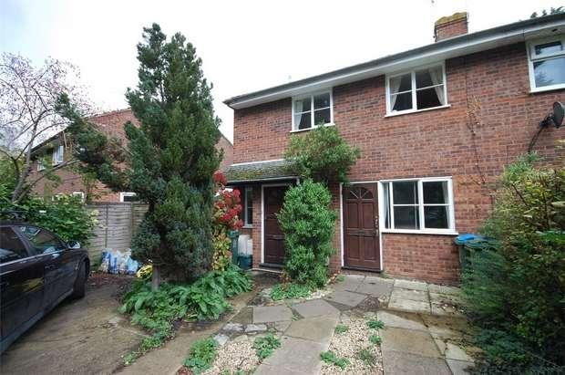 2 Bedrooms Flat for sale in Mount Street, Aylesbury, Buckinghamshire