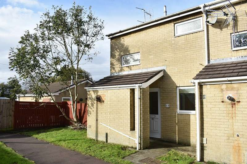 2 Bedrooms Semi Detached House for sale in Llys Gwyn , Bridgend. CF31 1LB