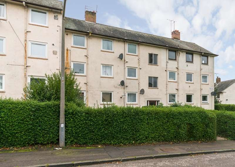 2 Bedrooms Flat for sale in Mannering Place, Liberton, Edinburgh, EH16 6BP