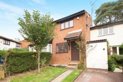 2 Bedrooms Semi Detached House for sale in Darwin Close, New Southgate, London, .