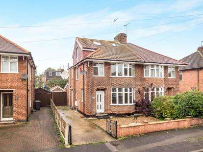 4 Bedrooms Semi Detached House for sale in Salisbury Street, Beeston, Nottingham, .