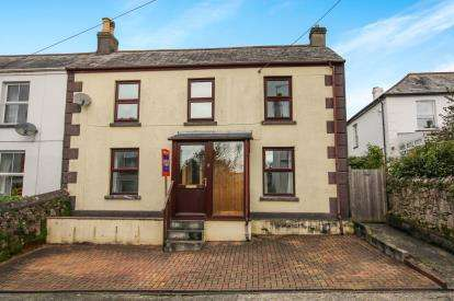 4 Bedrooms Semi Detached House for sale in St. Austell, Cornwall, .