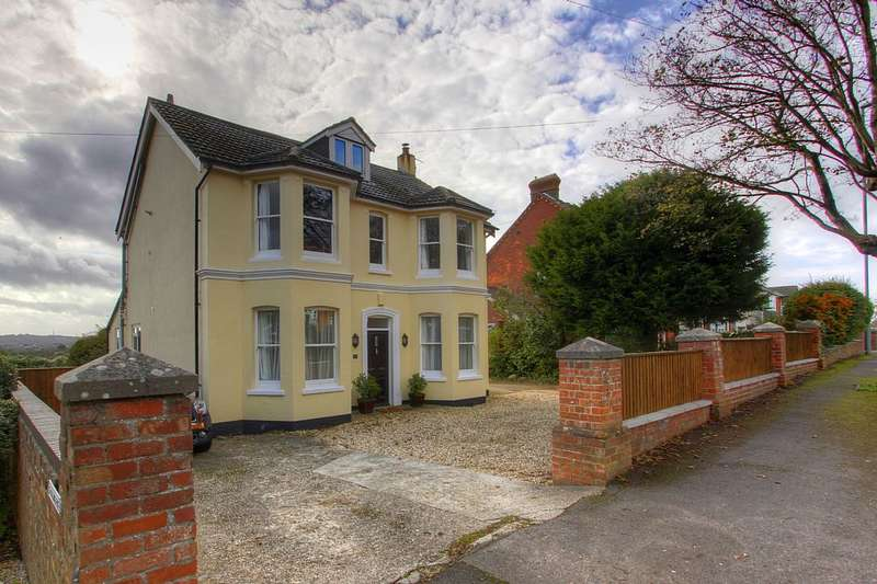 5 Bedrooms Detached House for sale in Spa Road, Weymouth, Dorset, DT3