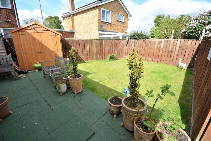 3 Bedrooms Semi Detached House for sale in Derwent Avenue, West Auckland, Bishop Auckland, DL14 9LH