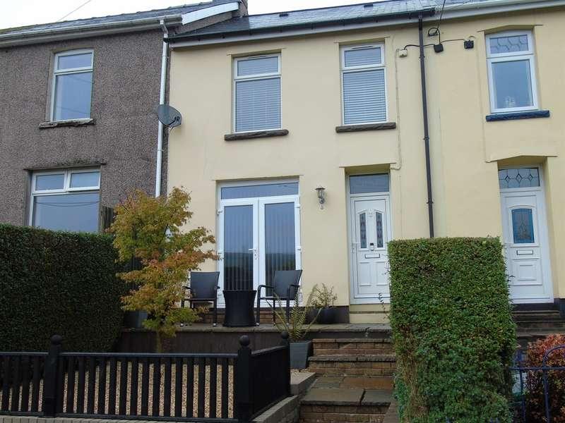 3 Bedrooms Terraced House for sale in West View Terrace, Blaenavon, Pontypool