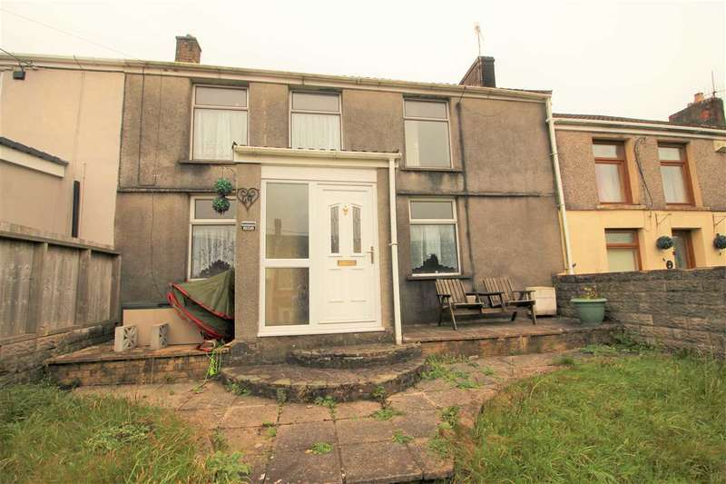 4 Bedrooms Terraced House for sale in High Street, Gilfach Goch