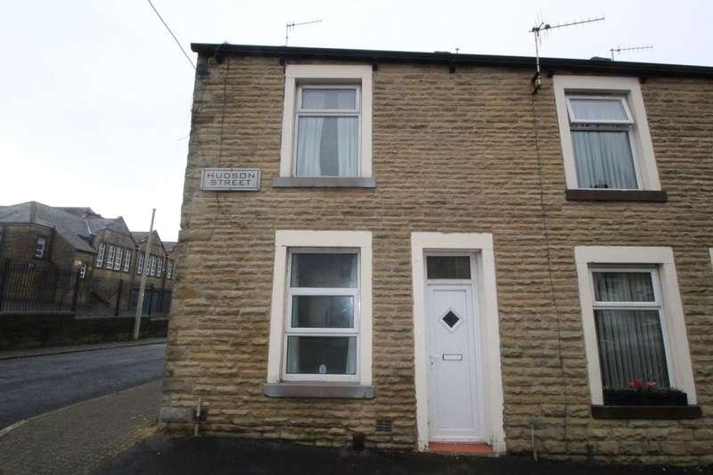 2 Bedrooms Terraced House for sale in Hudson Street, Burnley, BB11