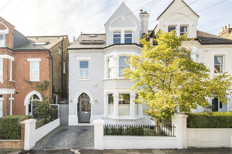 6 Bedrooms Semi Detached House for sale in Elms Road, London, SW4