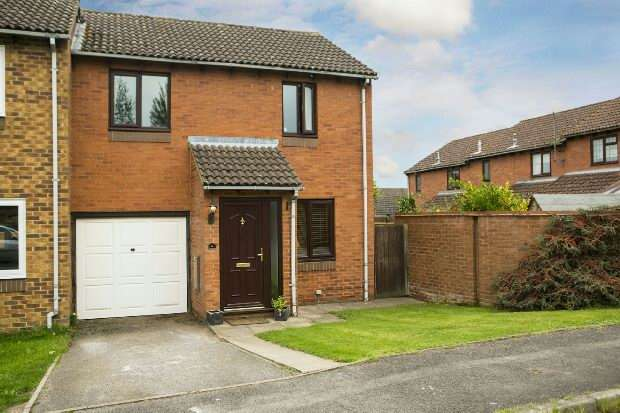 3 Bedrooms End Of Terrace House for sale in Harrington Close, Lower Earley, Reading