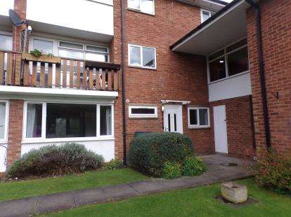 2 Bedrooms Flat for sale in Victoria Close, Stratford Upon Avon