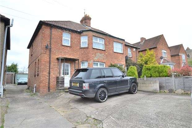 3 Bedrooms Semi Detached House for sale in Oxford Road, Cowley, Oxford, OX4 2ES