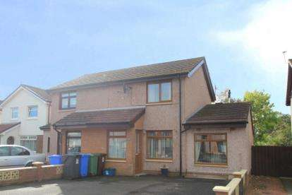 2 Bedrooms Semi Detached House for sale in Earlshill Drive, Bannockburn