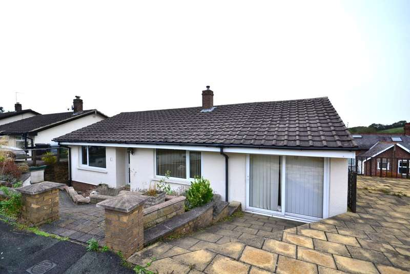 3 Bedrooms Detached Bungalow for sale in Irwell Rise, Bollington, Macclesfield