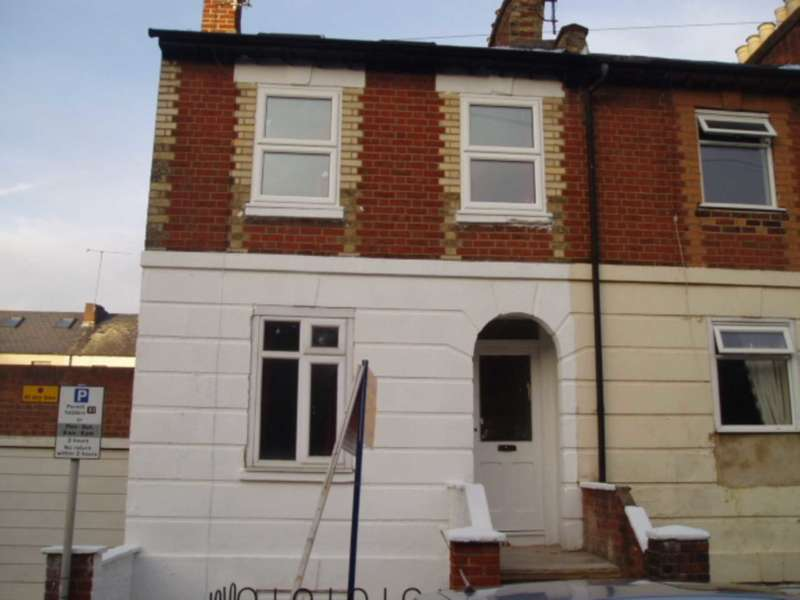 3 Bedrooms Terraced House for rent in Reading, Berkshire