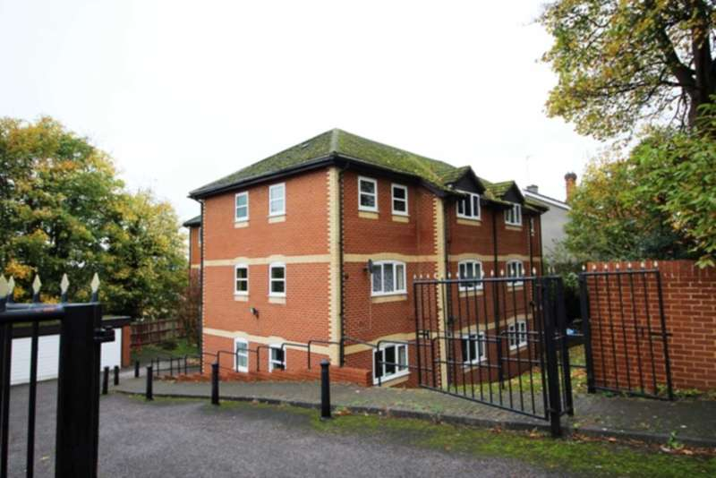 2 Bedrooms Apartment Flat for sale in Elm Park Court, Reading