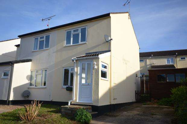 2 Bedrooms Semi Detached House for sale in Ladymead, Woolbrook, Sidmouth, Devon