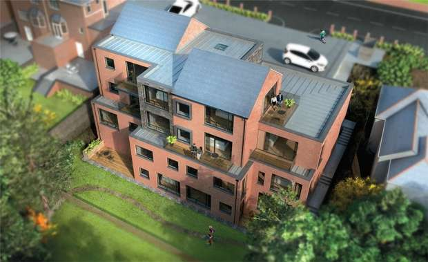2 Bedrooms Flat for sale in Denton Road, Newcastle upon Tyne, Tyne and Wear