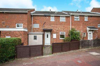 2 Bedrooms Terraced House for sale in Wedgewood Road, Luton, Bedfordshire, England