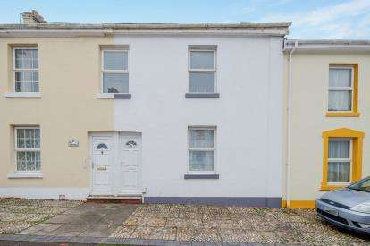 3 Bedrooms Terraced House for sale in Plainmoor, Torquay, Devon