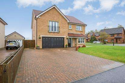 5 Bedrooms Detached House for sale in Glen Douglas Drive, Craigmarloch
