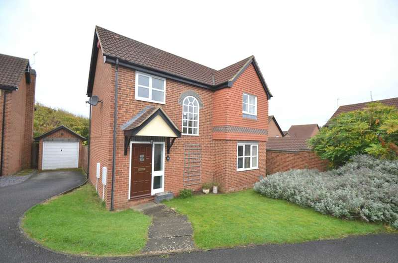 3 Bedrooms Detached House for sale in Shenley Church End