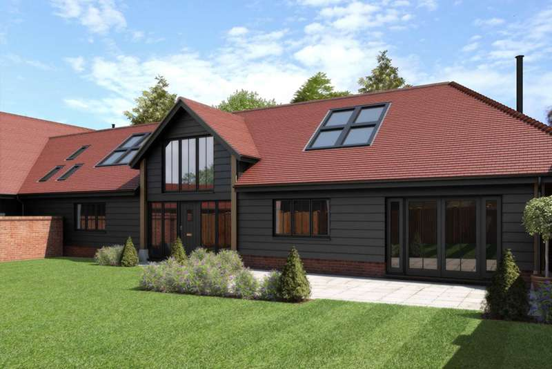4 Bedrooms Semi Detached House for sale in Plot 3 at Hook Place, Southfleet, Hook Green Road, Southfleet, DA13 9NL