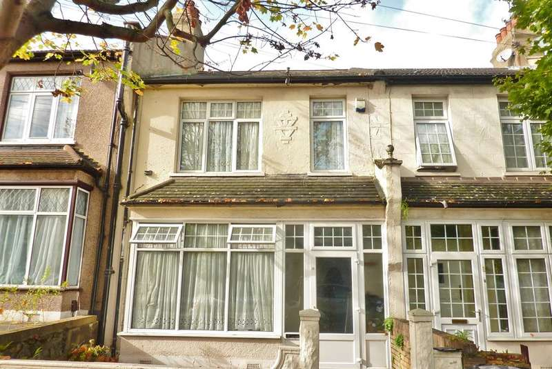 3 Bedrooms Terraced House for sale in Brodrick Grove, Abbey Wood, London, SE2 0SS