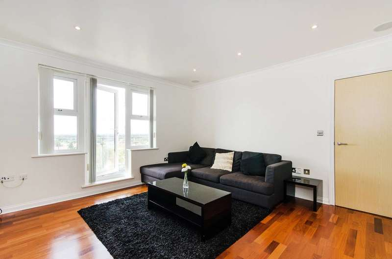 2 Bedrooms Flat for rent in Stanley Road, South Harrow, HA2