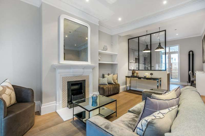 2 Bedrooms Maisonette Flat for sale in Portobello Road, Portobello, W11