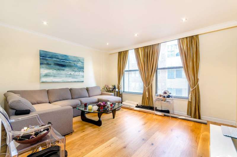 2 Bedrooms Flat for sale in Westbourne Grove Terrace, Bayswater, W2