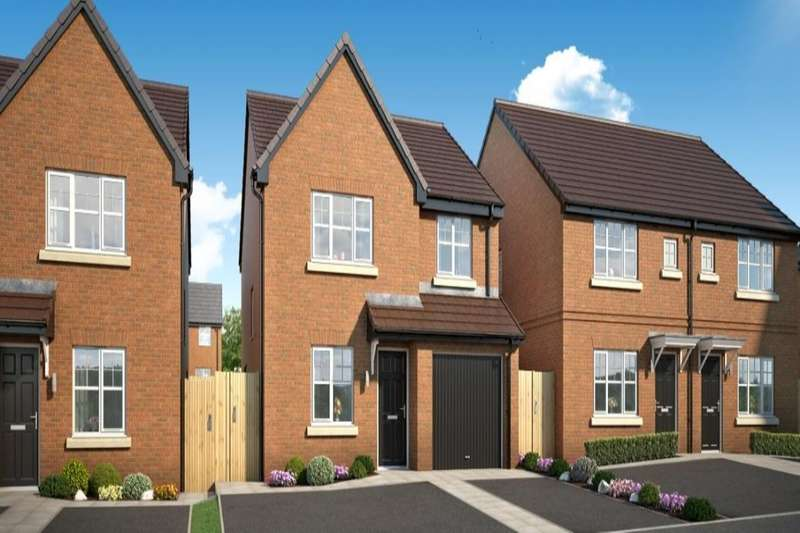 4 Bedrooms Detached House for sale in Whalleys Road, Skelmersdale, WN8