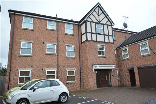 1 Bedroom Apartment Flat for sale in Creed Way, West Bromwich