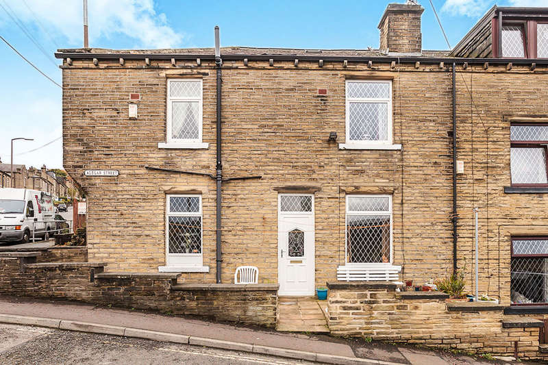 1 Bedroom Terraced House for sale in Alegar Street, Brighouse, HD6
