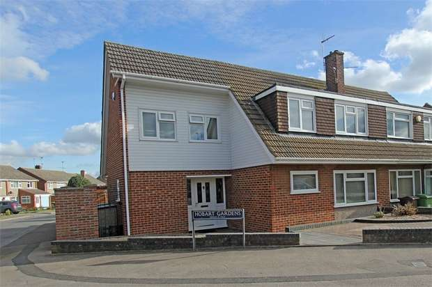4 Bedrooms Semi Detached House for sale in Adelaide Drive, Sittingbourne, Kent