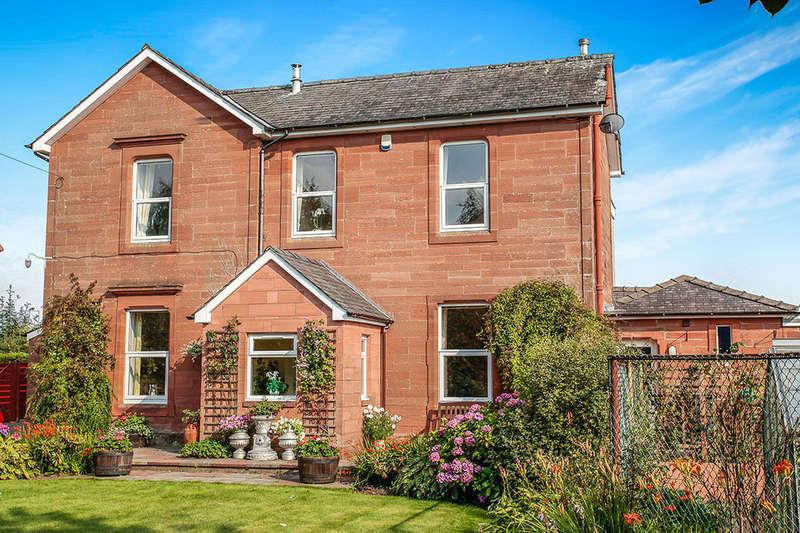 3 Bedrooms Detached House for sale in Maxwelltown, Dumfries, DG2