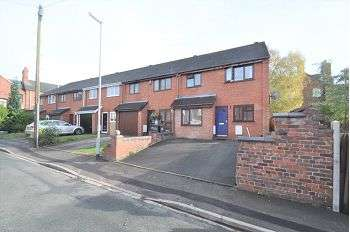 3 Bedrooms Town House for sale in Heath Street, Newcastle, ST5 2BU