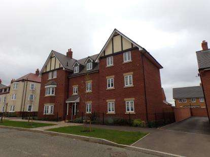 1 Bedroom Flat for sale in Wilkinson Road, Kempston, Bedford, Bedfordshire