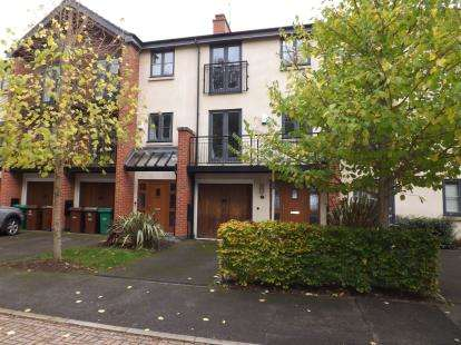 4 Bedrooms Terraced House for sale in Deane Road, Wilford Place, Nottingham, Nottinghamshire