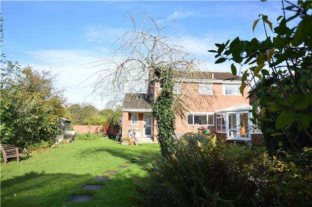 4 Bedrooms Detached House for sale in Rectory Close, Yate, BRISTOL, BS37 5SB